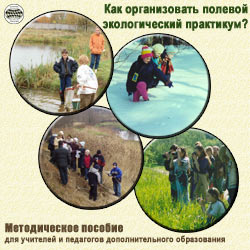 Как организовать экологический практикум: методическое пособие
