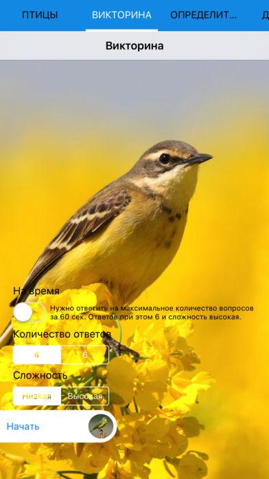 экогид птицы и голоса скачать бесплатно